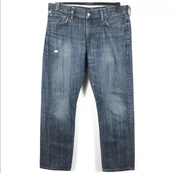 Denim & Supply Ralph Lauren Jeans Distressed